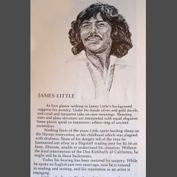 James Little - Arizona Highways 1979 Collectors Edition