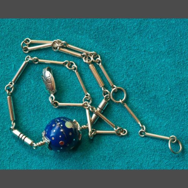 veronica the necklace Kaua'i made jewelry fine art by kaua'i artists.