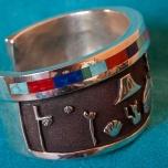 Albert Haskie Storyteller Bracelet