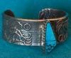 John Shopteese Morenci Turquoise Bracelet