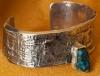 Lander Blue Turquoise Bracelet John Shopteese