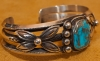 Sale Priced Arland Ben Turquoise Bracelet