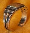 Damale Turquoise Bracelet by Albert Lee