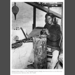 Berna and Anderson Koinva Hopi Jewelry