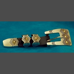 Ranger Belt Buckle Sets