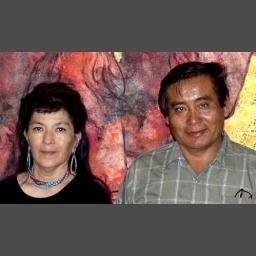 Joe and Mary Calabaza Heishe and Shell Jewelry