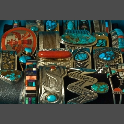 Native American Turquoise Bracelets