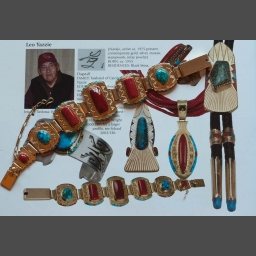 Published Native American Indian Jewelry