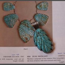 Vintage Southwest Turquoise Jewelry