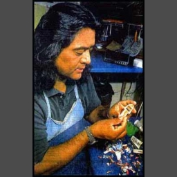 Jesse Monongye Contemporary Navajo Jewelry