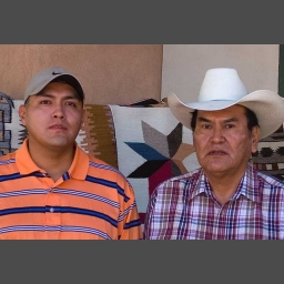 Richard and Philbert Begay Jewelry