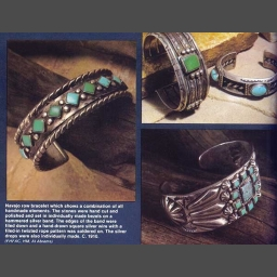 Edison Smith Navajo Jewelry