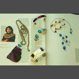 Veronica Poblano Zuni Jewelry