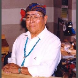 Leonard Martza Zuni Jewelry